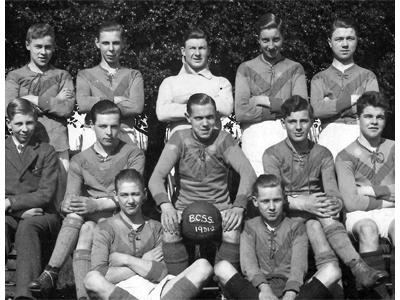 Raymond Keen football