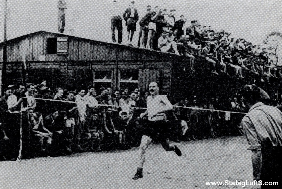 Sport in Stalag Luft III